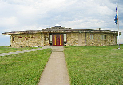 Pawnee Indian Museum State Historic Site Republic County