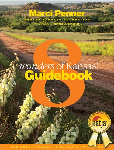 8 wonders of kansas guidebook 8 wonders for 8 wonders of kansas cuisine