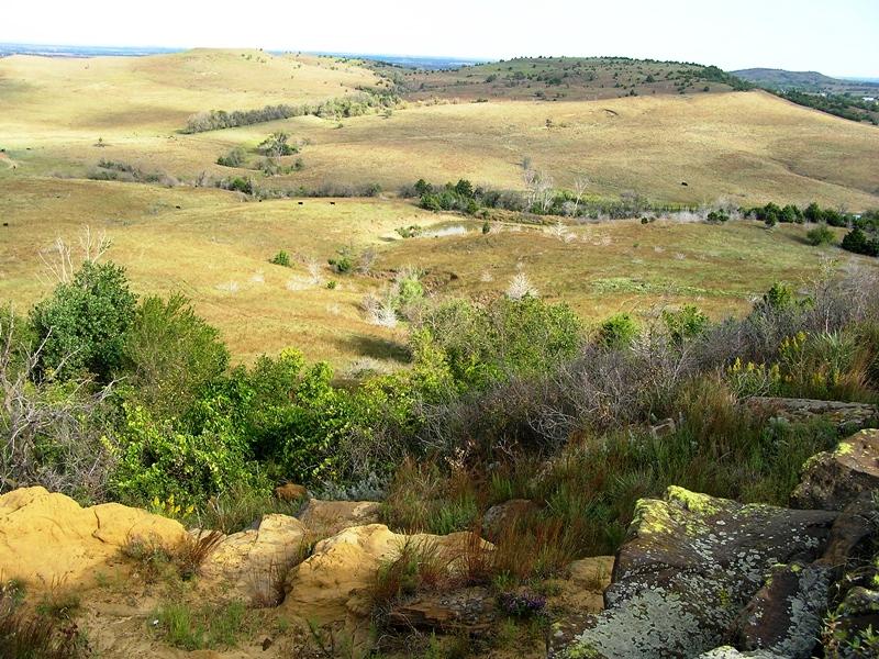 The 8 Wonders Of Kansas Geography A Kansas Sampler