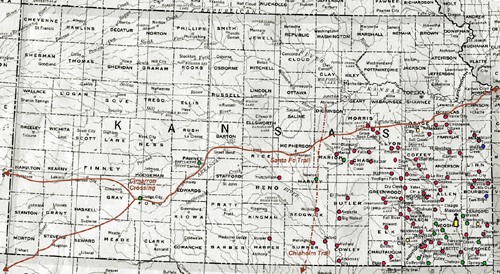 the 8 wonders of kansas history a kansas sampler foundation project