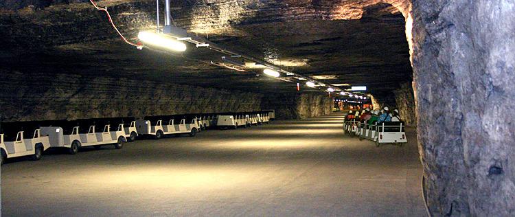 Kansas Underground Salt Museum Hutchinson 8 Wonders of Kansas