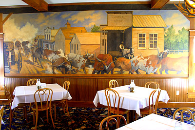 The Brookville Hotel Is A Finalist For 8 Wonders Of Kansas Because Its Famous Family Style En Menu That Has Been Serving People Since 1915