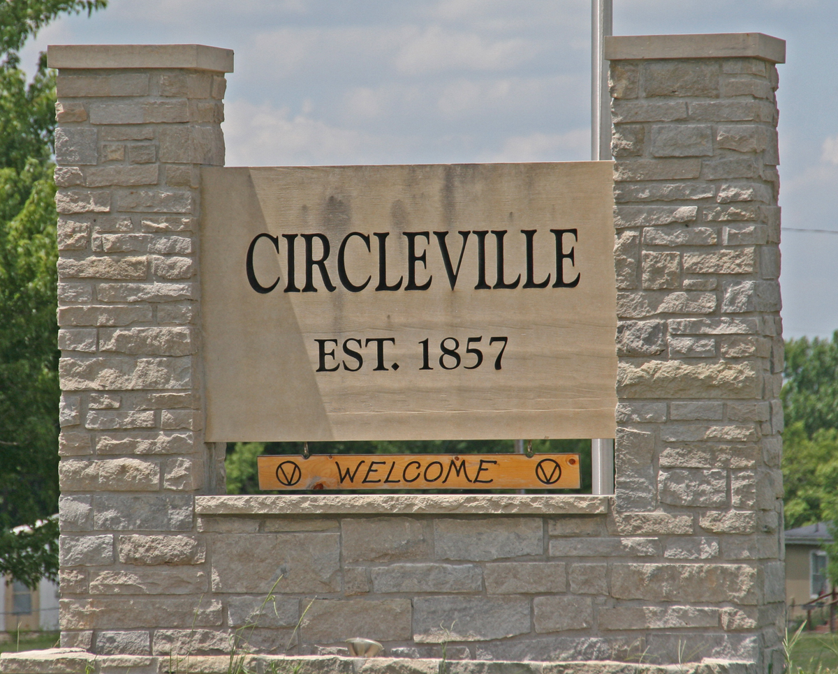 Kansas jewell county randall - Circleville You Re Welcome To Come And Visit At The Urban Boundary