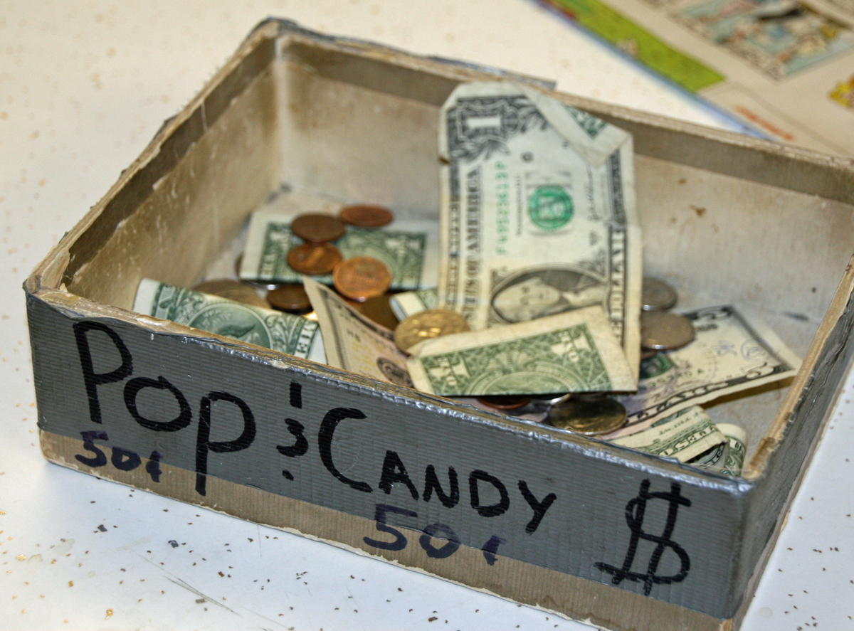 Kansas jewell county randall - You Just Take Whatever You Want Out Of The Frig And Put Your Money In This Box That Sits On Top Of The Refrigerator Now That S Explorer Y