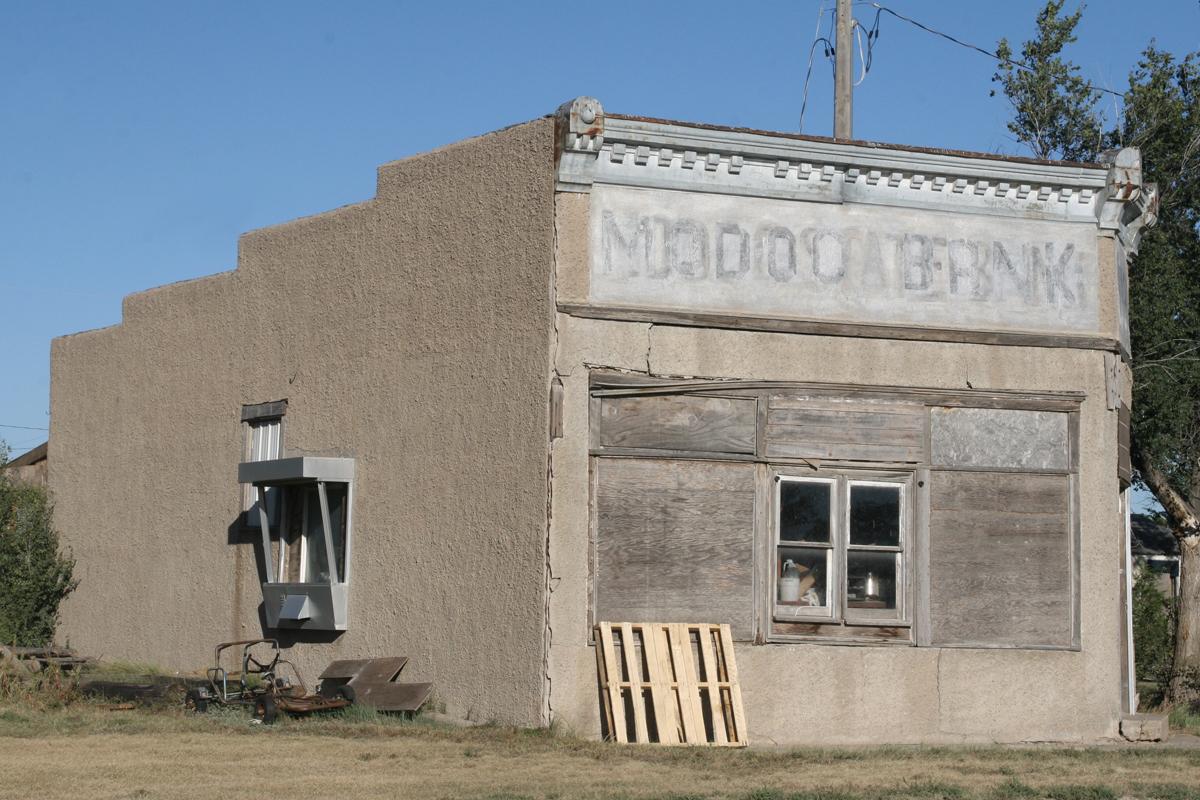 Kansas jewell county randall - Then We Came Upon This 1921 Bank