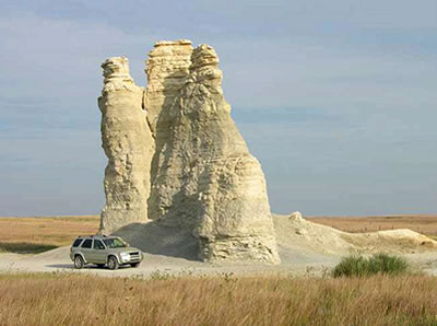 Little Jerusalem Kansas Map.Monument Rocks Castle Rock Gove County 8 Wonders Of Kansas