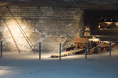 Kansas Underground Salt Museum Hutchinson 8 Wonders Of Kansas - Us-salt-mines-map