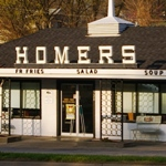 Homer's Drive Inn, Leavenworth