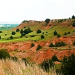 Gyp Hills Scenic Drive & Gypsum Hills Scenic Byway, Barber & Comanche counties