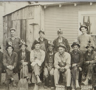 Lead and Zinc mining, Baxter Springs and Galena museums