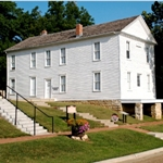 Constitution Hall State Historic Site, Lecompton